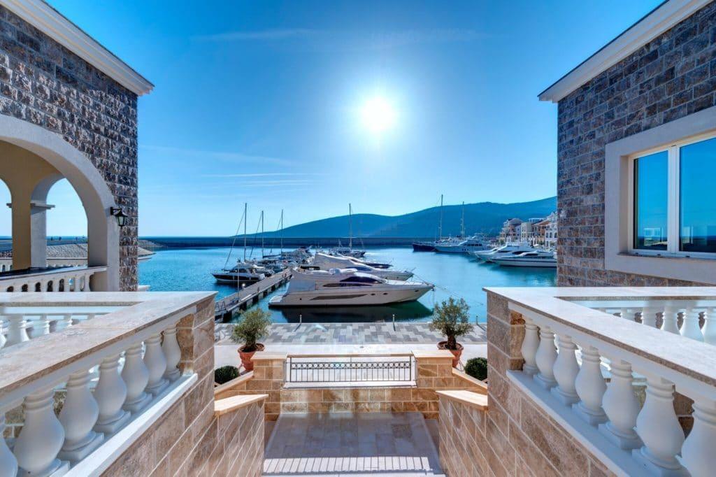 Chedi Lustica Bay Montenegro