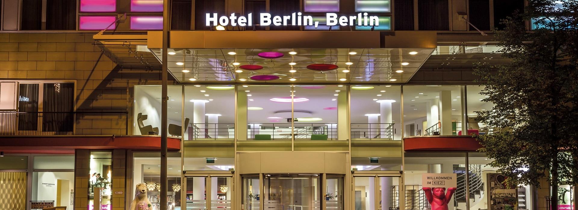Berlin Berlin Header