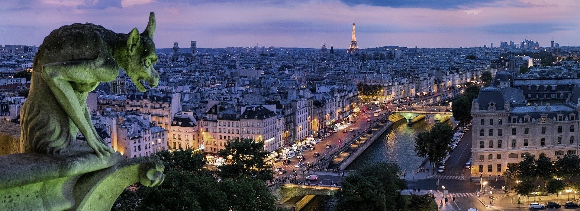 Frankreich Header