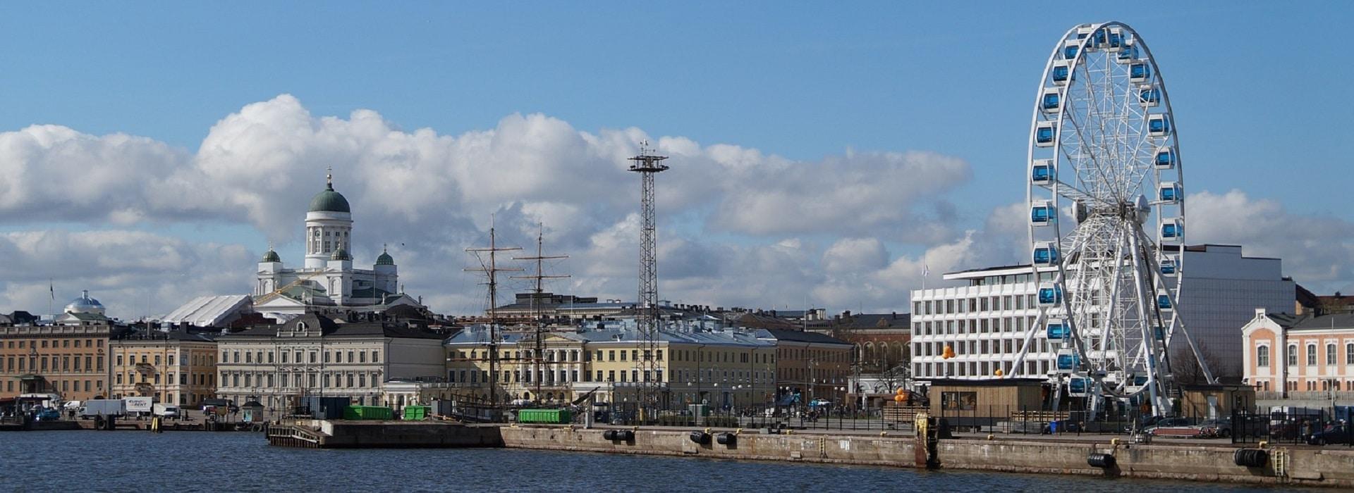 Finnland Header