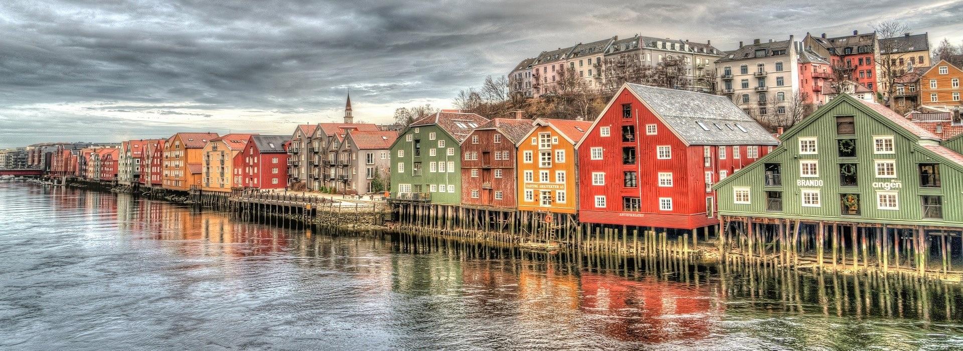 Norwegen Header